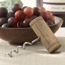Bordeaux Vineyards Corkscrew