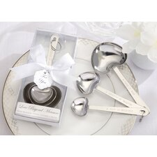 ''Love Beyond Measure'' Measuring Spoons (Set of 96)