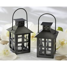 <strong>Kate Aspen</strong> Luminous Mini-Lantern Tea Light Holder