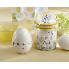 <strong>Kate Aspen</strong> ''About to Hatch'' Kitchen Egg Timer in Showcase Gift Box