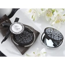 """Reflections"" Elegant Mirror Compact"