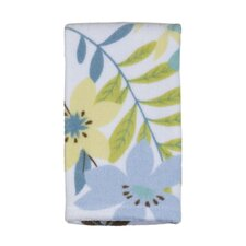 Paradise Print Washcloth