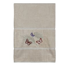 Bora Bora Embroidered Bath Towel
