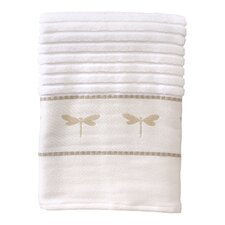 Dragonfly Jacquard Bath Towel