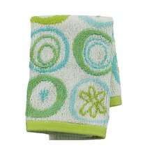 All That Jazz Jacquard Washcloth