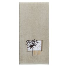 Botanical Collage Bath Towel