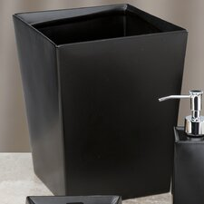 Angles Ceramic Waste Basket