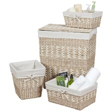 Arcadia 4 Piece Hamper/Storage Set