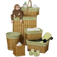 6 Piece Learn and Store Hamper/Storage Set