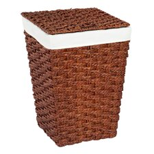 <strong>Creative Bath</strong> Chunky Weave 2 Hamper
