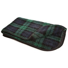 Machine Washable Double Thickness Sherpa Fleece Dog Blanket