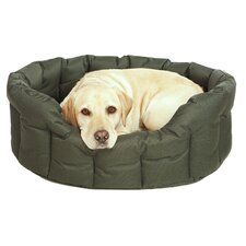 Country Dog Oval Heavy Duty Softee Dog Bed