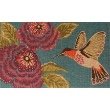 Hummingbird Delight Doormat
