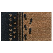 <strong>Home & More</strong> Man's Best Friend Doormat