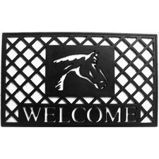 Stallion Doormat