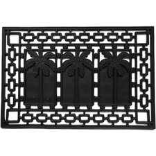 <strong>Home & More</strong> Pineapple Trio Doormat