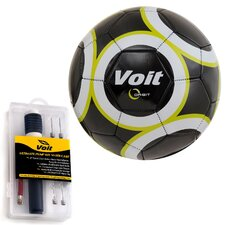 Orbit Soccer Ball with Ultimate Inflating Kit