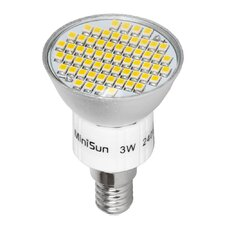 3W LED Warm White Spot Light Bulb