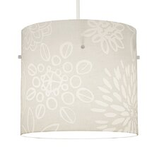 Vintage Style Floral Ceiling Pendant Light Shade