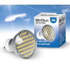 3W LED GU10 Light Bulb