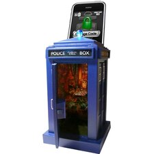 <strong>Underground Toys</strong> Doctor Who Tardis Smart Safe