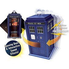 <strong>Underground Toys</strong> Doctor Who Flight Control Tardis Vehicle