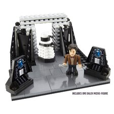 Doctor Who Dalek Progenitor Room Mini Construction Playset