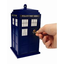 Doctor Who Tardis Safe