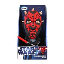 <strong>Underground Toys</strong> Star Wars Darth Maul Talking Plush