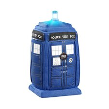 Doctor Who Tardis Talking Plush