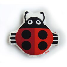 Ladybug Decorative Cushion