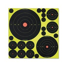 <strong>Birchwood Casey</strong> Shoot-N-C VP5 Variety Round Target Kit