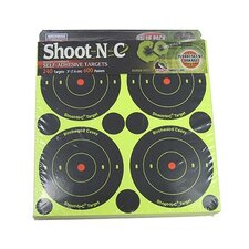 "<strong>Birchwood Casey</strong> Shoot-N-C 3"" Bullseye Target (240 Per Pack)"