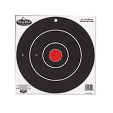 "Dirty Bird 8"" Bull's Eye Split Shot Target (200 Per Pack)"