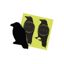 <strong>Birchwood Casey</strong> SDC6 Crow Sharpshooter Target (Pack of 6)