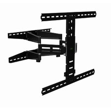 Ultra Slim Full Motion TV Wall Mount for 37'' - 60'' TV Screens