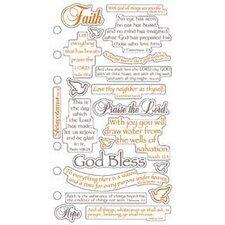 Scripture Sticker