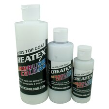 4 oz Gloss Top Coat Airbrush Paint