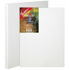 Red Label Stretched Canvas (Set of 6)