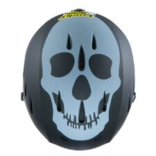 <strong>Lucky Bums</strong> Snow Sport Skull Helmet with Fleece Liner