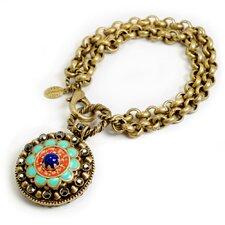 Old Southwest Enamel Bracelet