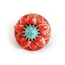 Starflower Turquoise Ring