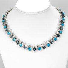 Vogue Collar Crystal Necklace