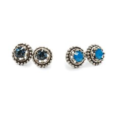 Vogue Stud Earrings Set (Set of 2)