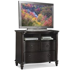 Glen Cove 3 Drawer Media Chest