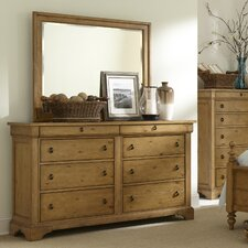 <strong>Legacy Classic Furniture</strong> Pleasant Grove 8 Drawer Dresser