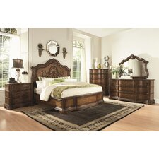 Pemberleigh Arched Panel Bedroom Collection