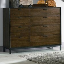 <strong>Legacy Classic Furniture</strong> Kateri 8 Drawer Dresser