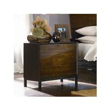 Kateri 3 Drawer Nightstand