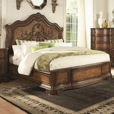 Pemberleigh Arched Panel Bed